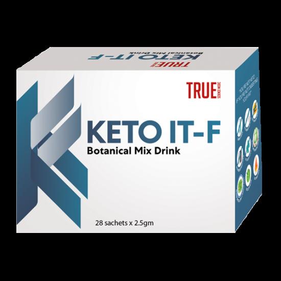Keto IT-F, 28sac x 2.5g