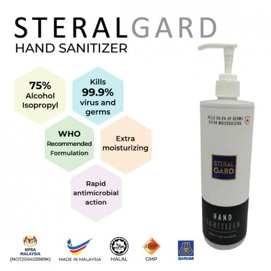 Steralgard Hand Sanitizer 500ml