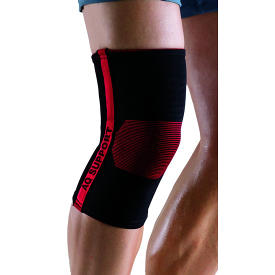 AQ Advanced Elastic Knee Support -K12511 (Red)