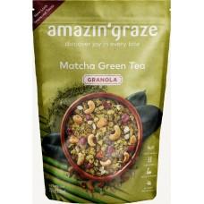 Amazin Graze Matcha Green Tea Granola 250g