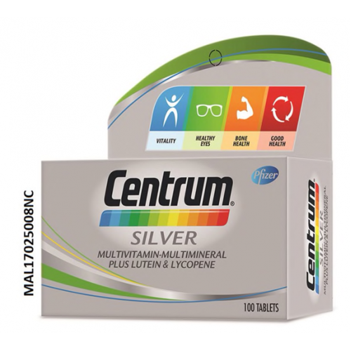 Centrum Silver (100 tablets)