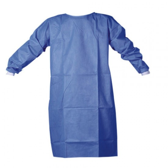 Connecx - Reinforced SMS Surgical Gown 45gsm, Sterile