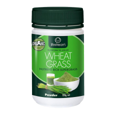 LifeStream Wheat Grass Powder 100g
