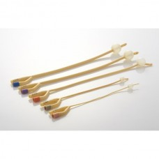 2 Way Latex Foley Catheter, Silicone Coated,10pcs/box