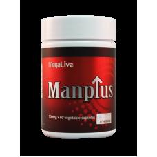 MegaLive ManPlus Capsule, 2 x 60capsules + 30
