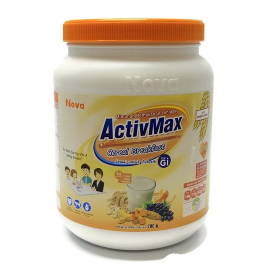 Nova ActivMax Breakfast Cereal 700g