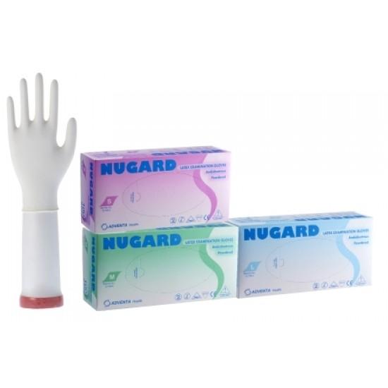 Nugard Examination Powdered Gloves, 100pcs/bx