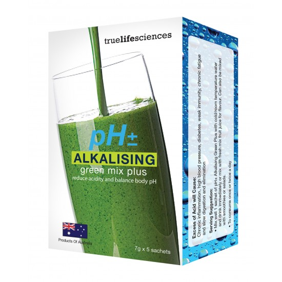 PH Alkalising, 5sac x 7g