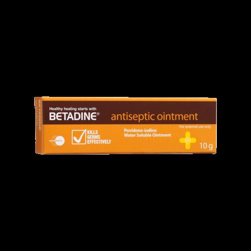 Betadine Ointment 10% 10g