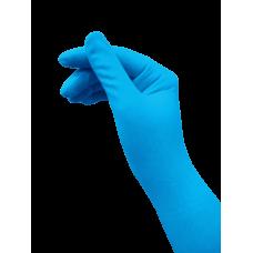 Shirudo Chemax Fit'N'Feel Examination Nitrile Powder Free Gloves, Blue, 100pcs/box