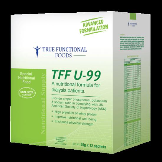 TFF U-99, 12sac  25g